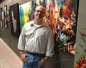 Gerald Van Scyoc Featured Artist at Summit Gallery